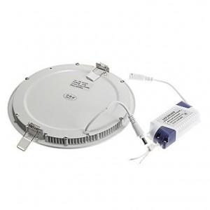 RUICAIKUN 12W 880Lm 2800-3000K Soft White LED Panel Light